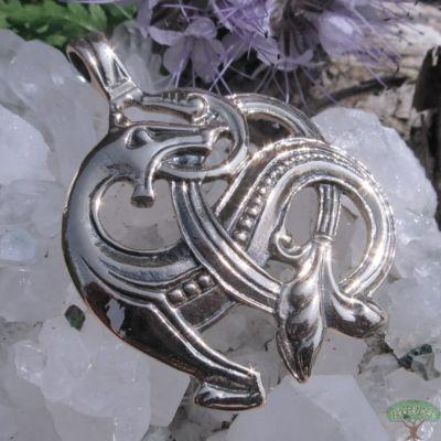 Anhänger Darche Viking Silber