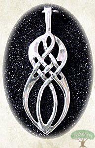Anhänger Celtic Harmony Silber