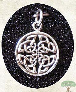 Anhänger Keltisches Erdsymbol